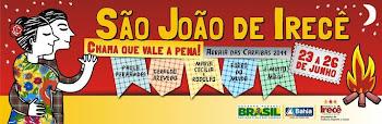 São João de Irecê 2011