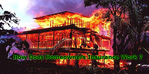 How Does Homeowners Insurance Work