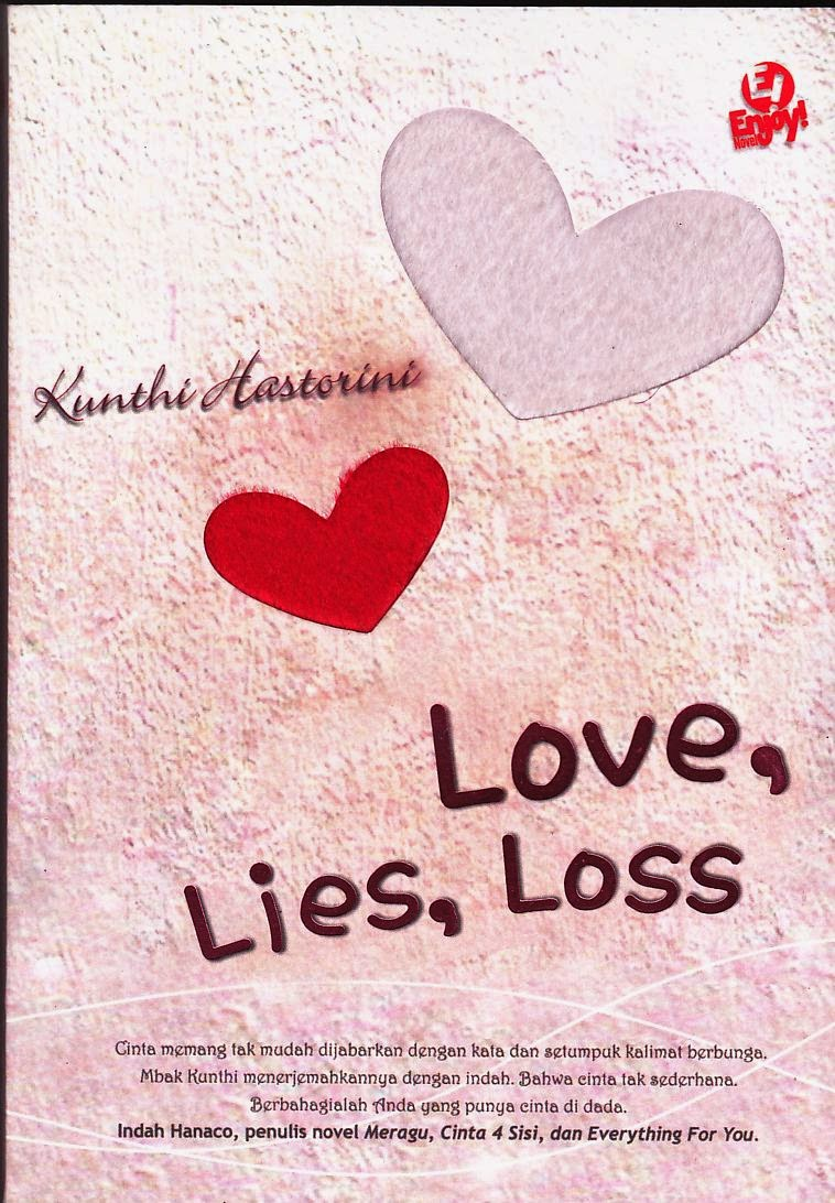 Novel Love, Lies, Loss