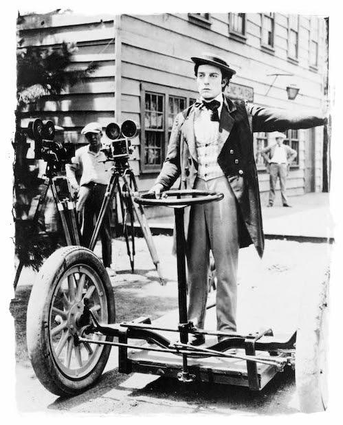 Buster, Keaton, Biografía