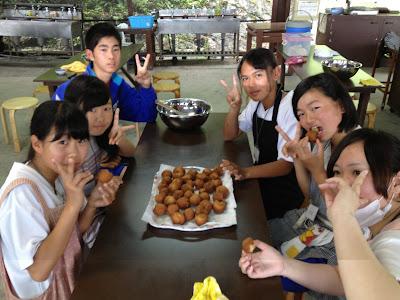 体験/観光 沖縄修学旅行 サーターアンダギー作り