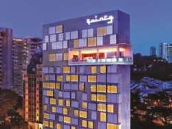 Harga Hotel Bintang 4 di Singapore - The Quincy Hotel