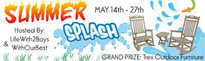 Summer Splash Blog Hop Logo