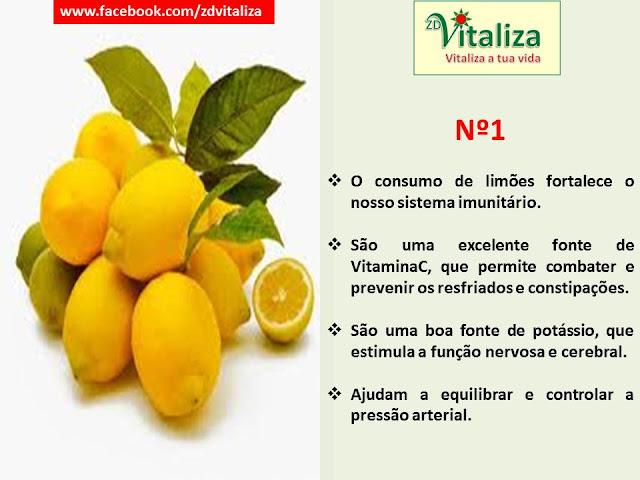 limão detox