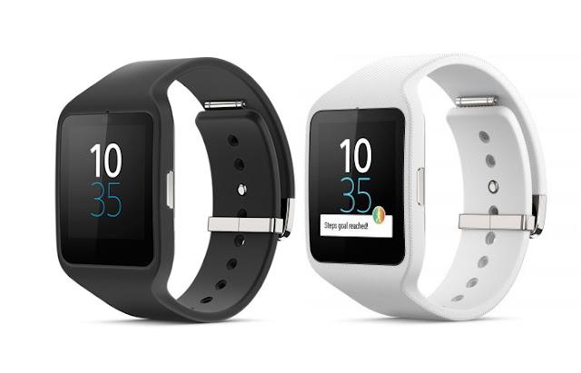 Sony smartwatch 3 - đồng hồ nam của giới thượng lưu