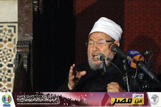 Dr Mursi, Dr Morsi, Al-Qaradhawi, Rakyat Mesir, Revolusi mesir, terkini di mesir, adbul Fattah As- Sisi