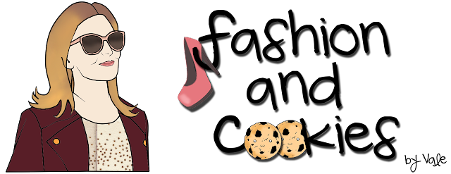 Fashion and Cookies illustration