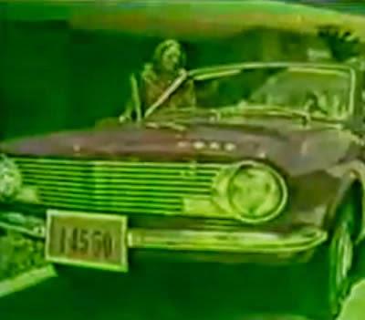 Propaganda de 1970 do Ford Corcel. Campanha brinca com o imaginário das crianças em poder dirigir um automóvel e viver aventuras no volante.