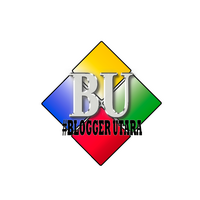 BloggerUtara, logo Blogger Utara, logo rasmi Blogger utara