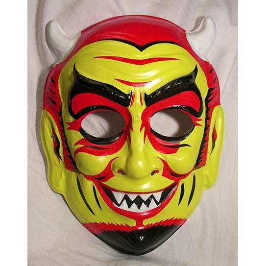 many children of the 70s peak of halloween mania were the first ones to enjoy manufactured masks and costumes all pre made though thankfully creative