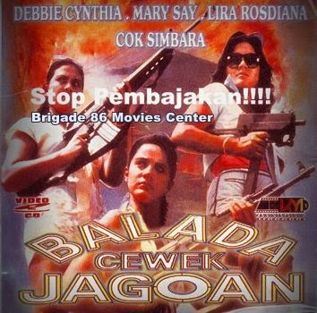 Brigade 86 Movies Center - Balada Cewek Jagoan (1986)