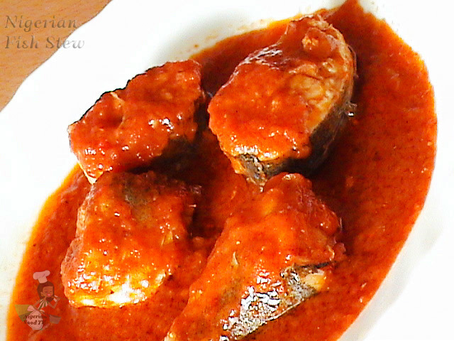 Nigerian food recipes tv nigerian food blog nigerian for How to make fish soup