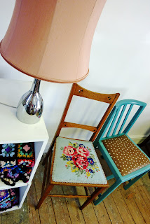 upholstery cath kidston furniture chair renovation upcycling