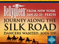 Silk Road Show: Dancer Registration