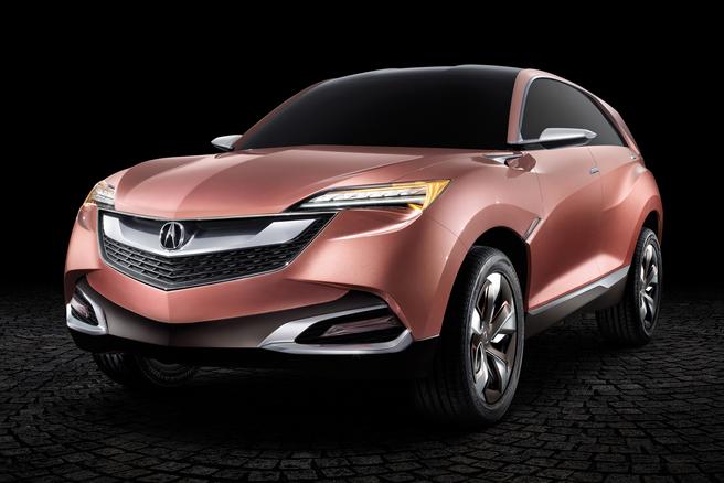 2016 Acura RDX Release Date