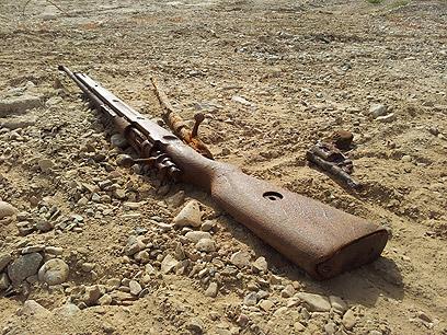 essay on ww1 weapons