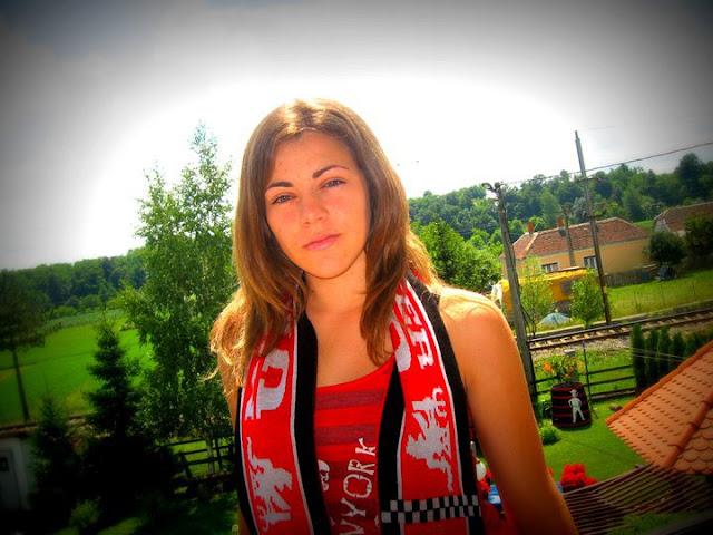 Mirjana Nani from Serbia