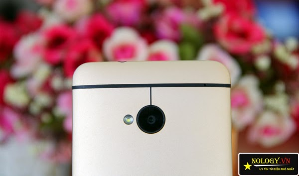 Htc One M7 - Camera khủng của Htc One M7