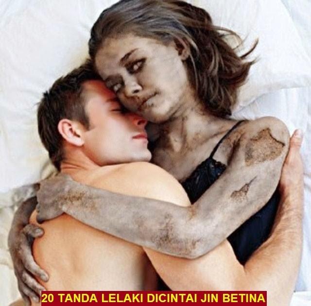 20 Tanda Lelaki Dicintai Jin Betina