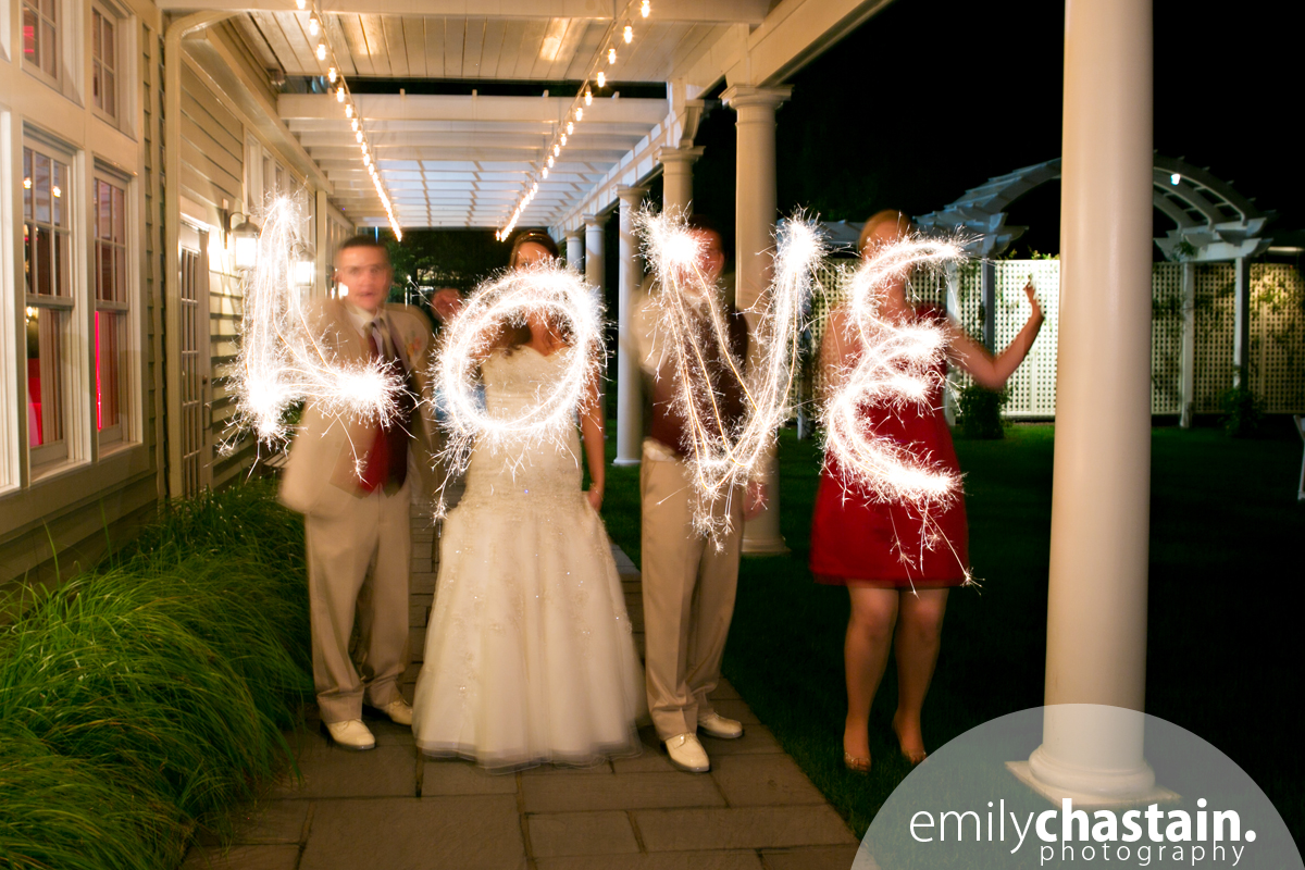 Venue And Catering Chesapeake Bay Beach Club Photography Emily Chastain Lighting Perkins Productions DJ Bobby From Dawson Entertainment