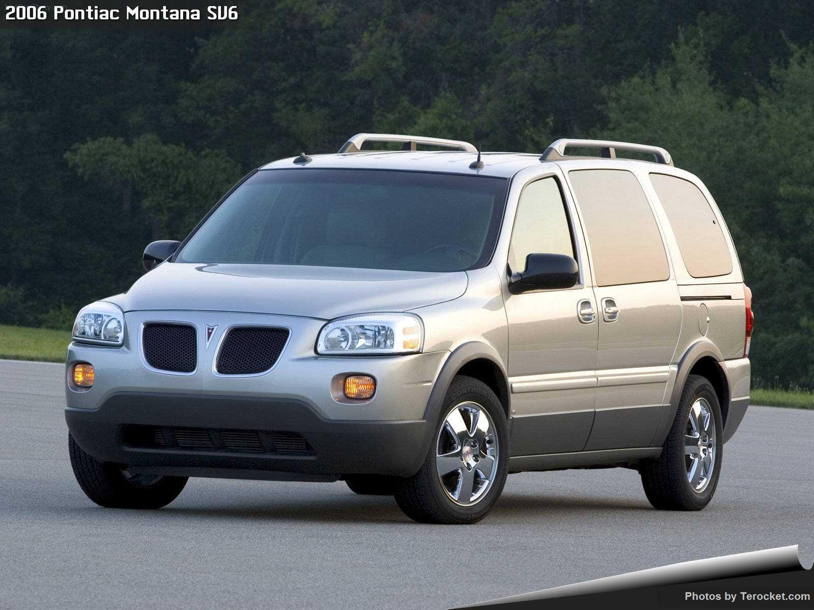 Hình ảnh xe ô tô Pontiac Montana SV6 2006 & nội ngoại thất