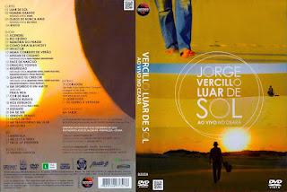 DVD Jorge Vercillo – Luar de Sol – Ao Vivo