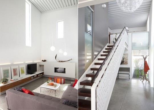 Decora Y Disena Casa Moderna Ecol 243 Gica Y De Alta Tecnolog 237 A