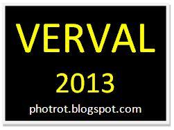 Verval NUPTK 2013