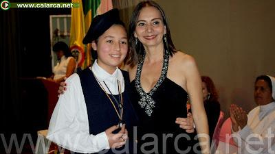 Mariana Bueno García - Medalla al Mérito Académico
