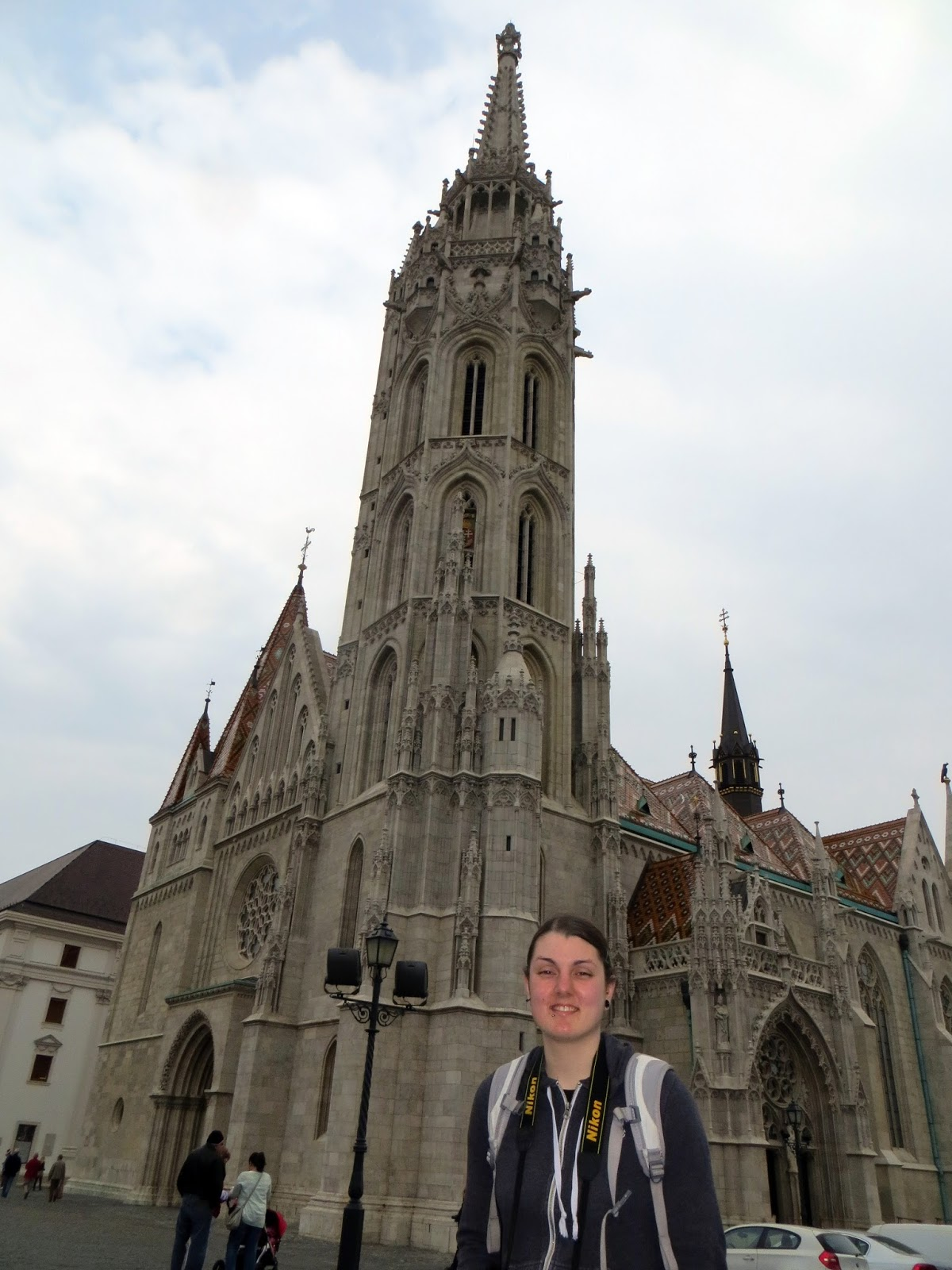 Budapest, photography, night time, architecture, travel, blog, adventure, exploration, chain bridge, Danube, funicular, buda castle, buda hill, old, traditional, Matthias church