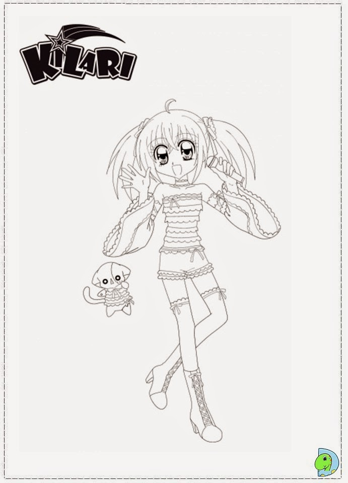pia breum coloring pages - photo#10