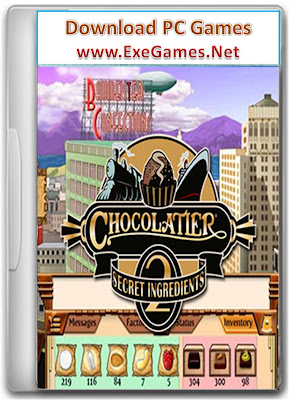 Chocolatier 2 Secret Ingredients PC Game