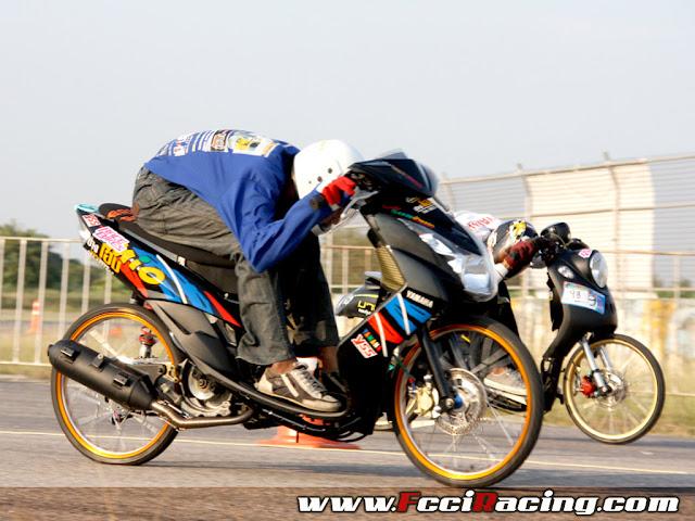 Modifikasi Yamaha Mio Soul Moto Racing Terbaru