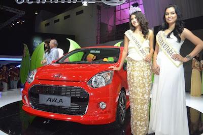 Harga dan Spesifikasi Astra Daihatsu Ayla