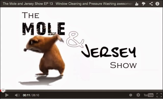 http://windowcleaningresource.com/vBulletin/wcr-house-contests-fun/34585-video-mole-jersey-show-ep-13-window-cleaning-pressure-washing-awesomeness.html