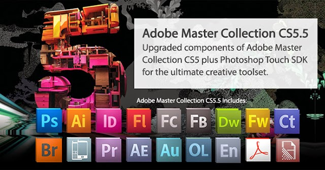 free serial keys for adobe master collection cs5.5