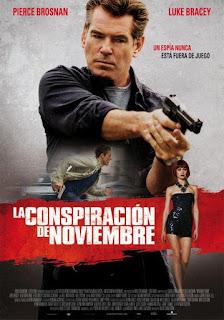 La conspiración de noviembre (2014) Online