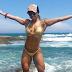 Treino de quadríceps da Atleta Aline Barreto