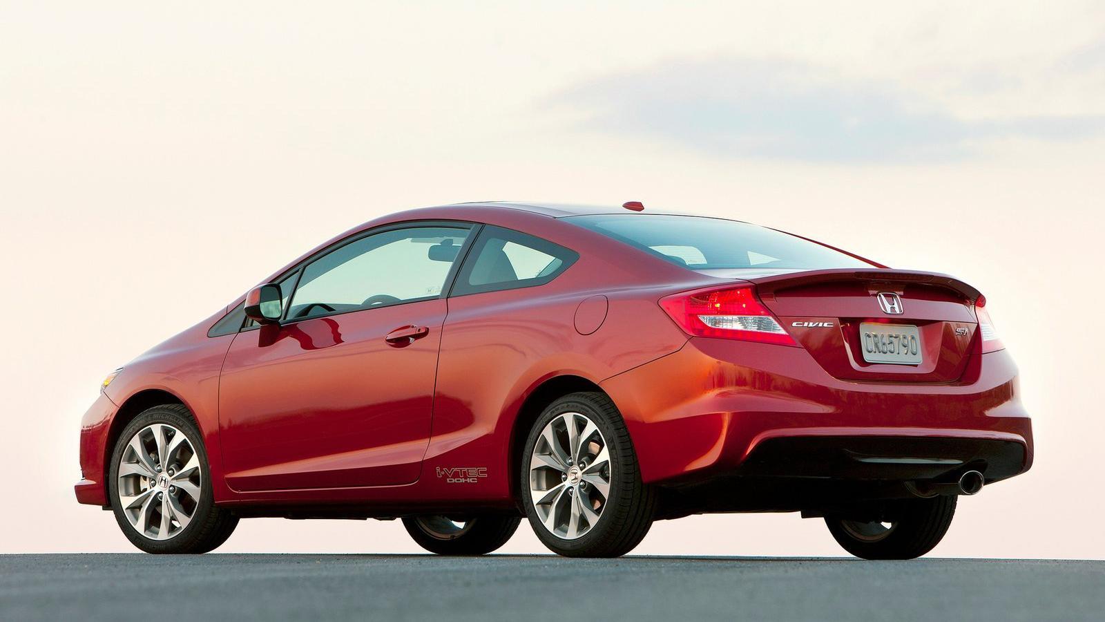 Novo Honda Civic Si Coupe 2014 201 cv Preview
