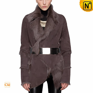 Women Sheepskin Coat