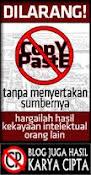 Stopp Copy Paste