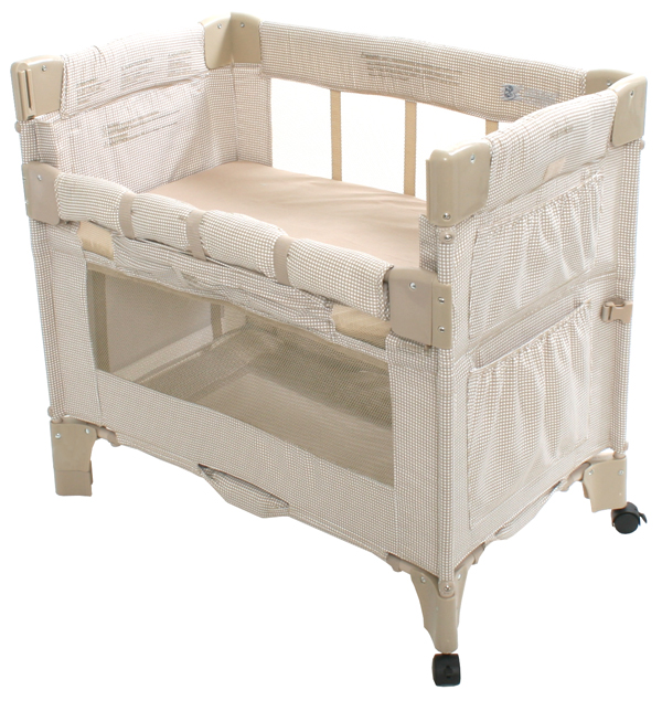 Bassinet Arm Reach4