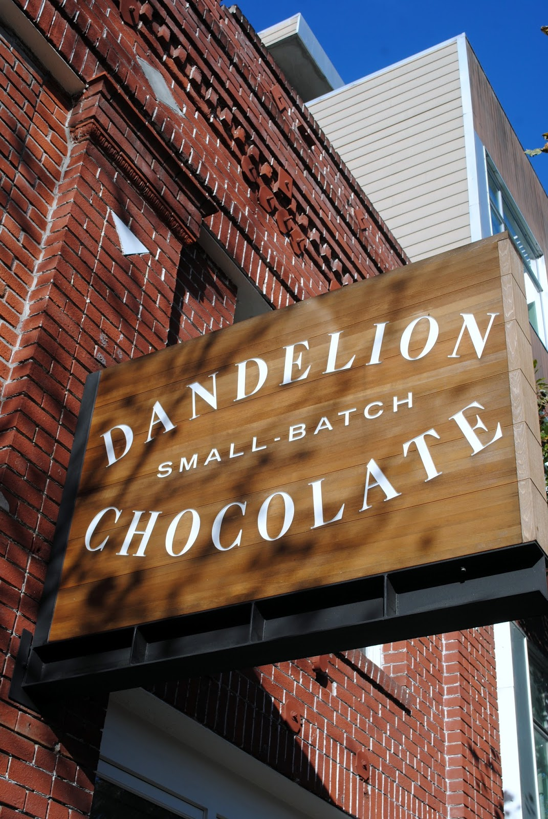 Culinary Adventures with Camilla: A Visit to Dandelion Chocolate