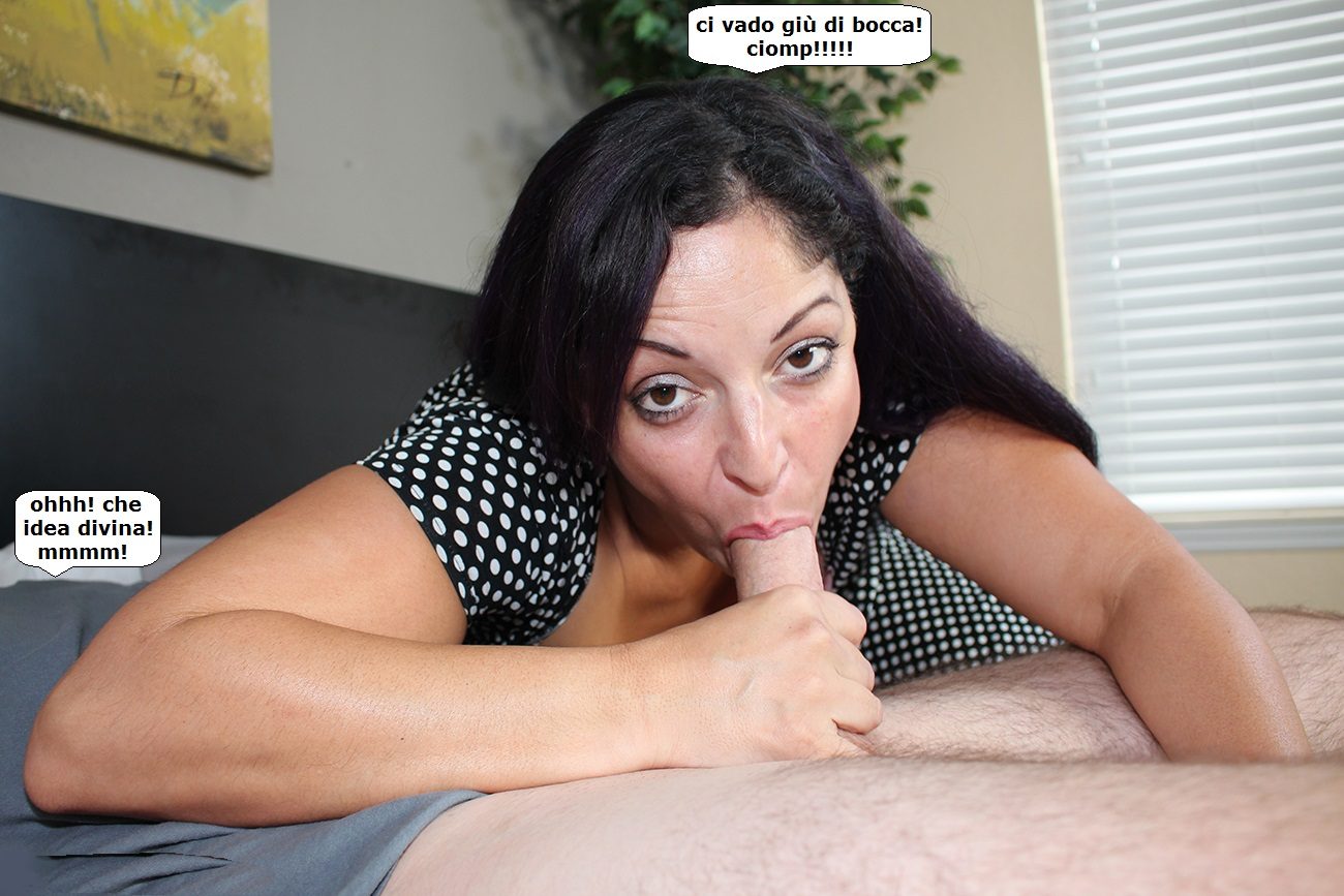 Mom boob sucking ass