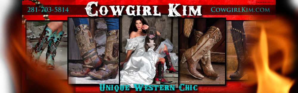 Cowgirl Kim Sizzlin' Deal of the Day