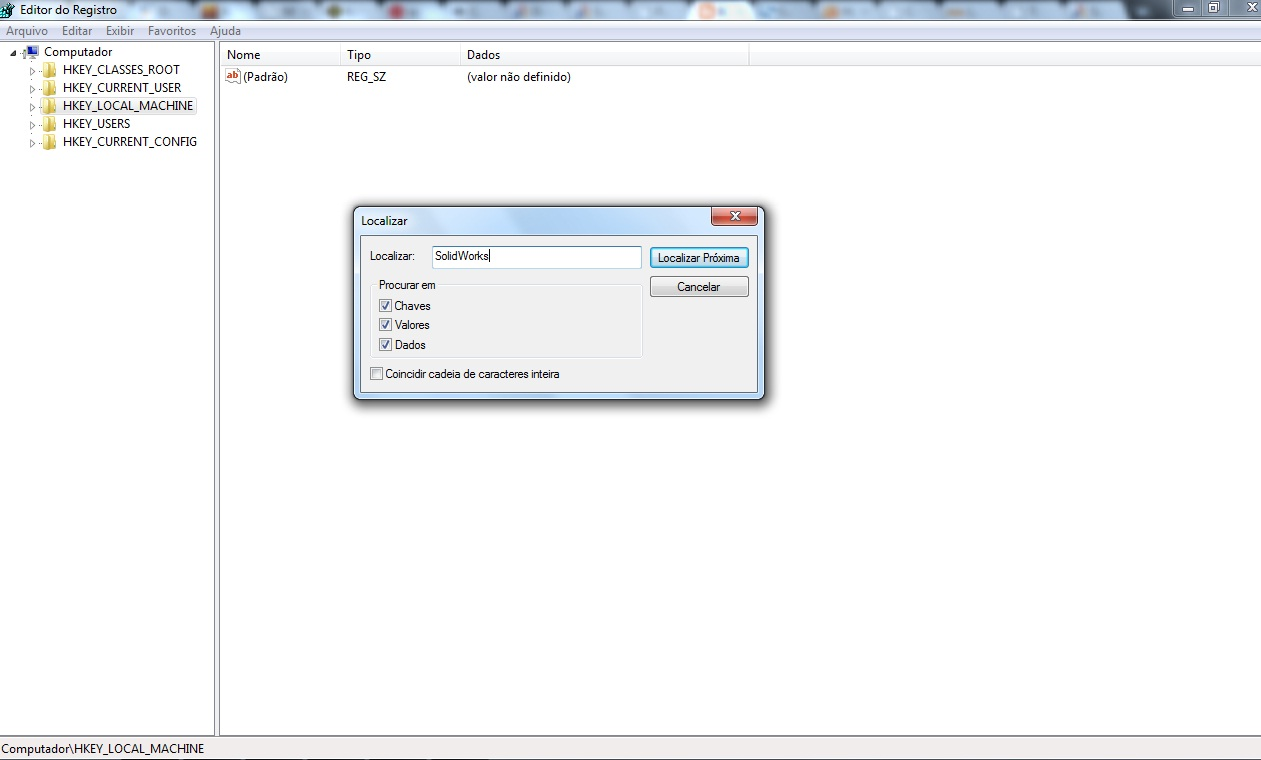how to delete solidworks completely