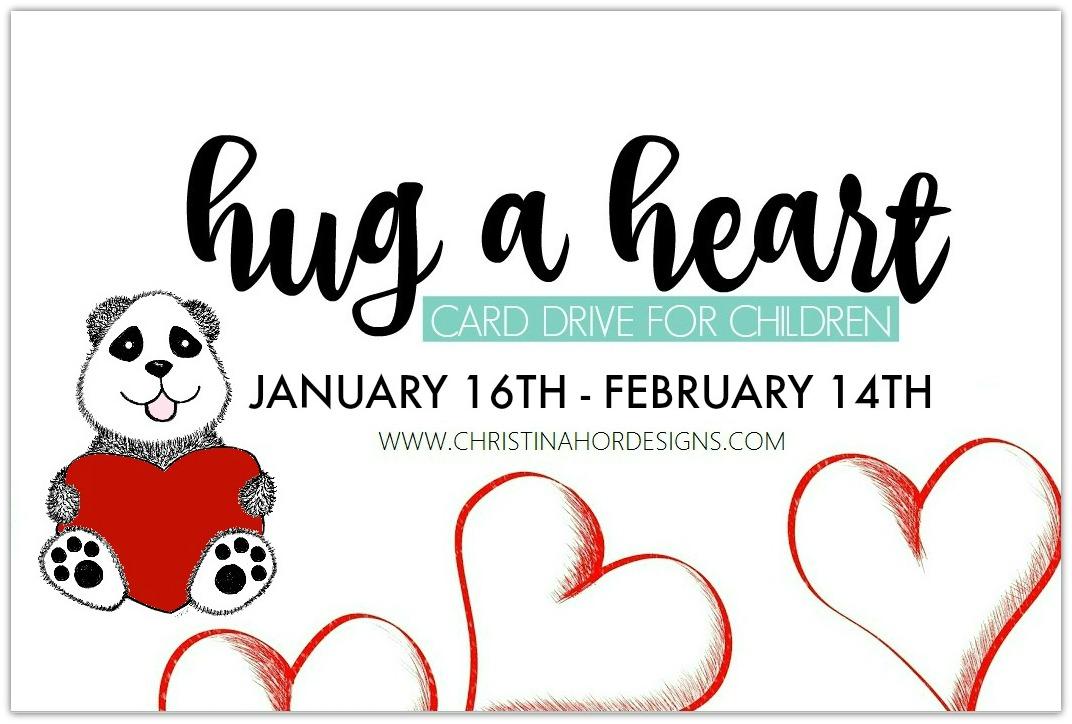 Hug a Heart Blog Hop