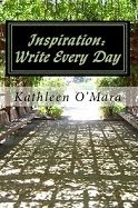 Click Here to Buy Kate's Book Inspiration: Write Every Day