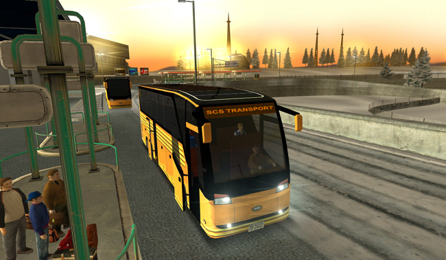 Bus Driver PC Full (Bus Simulator Games) - Download Free Game
