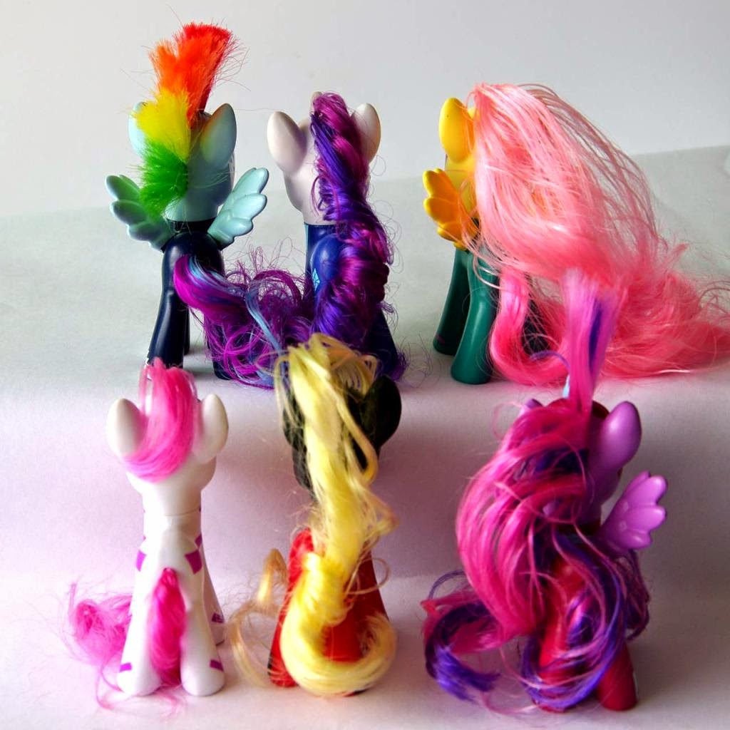 Elegant My Little Pony Power Ponies Come to the Rescue